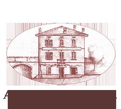 Alloggio della Villetta dal 1900