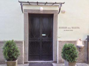Alloggio della Villetta - Ingresso